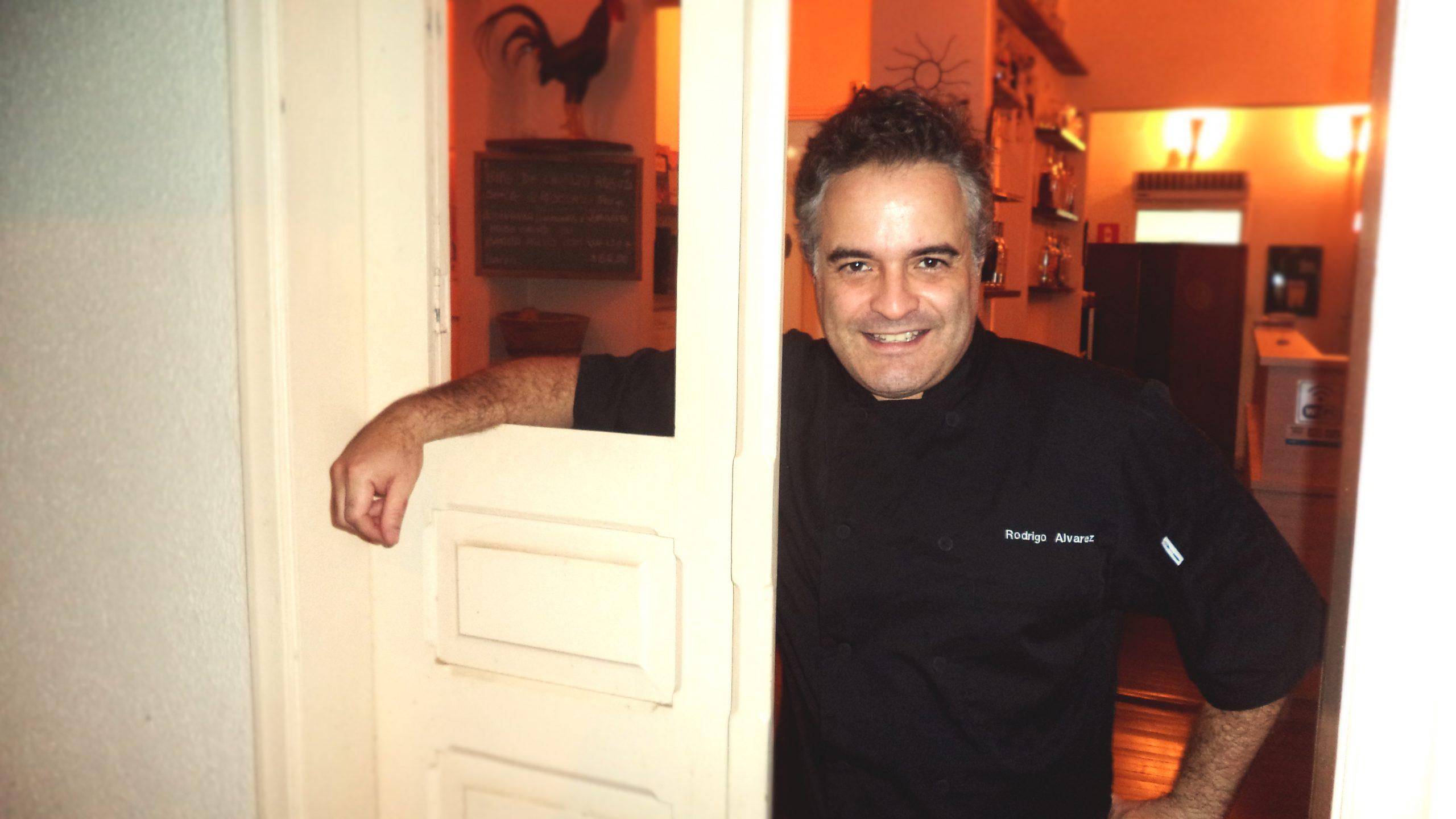 Rodrigo Alvarez: Chef busca na culinária latino americana referências para construir seus pratos