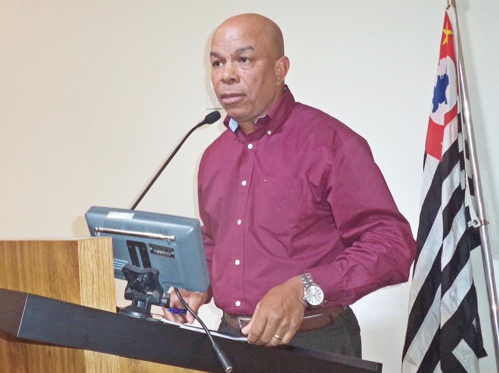 Vereador Roberto Delfino se afastará por 60 dias dos trabalhos legislativos