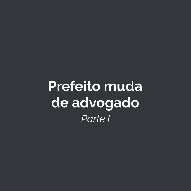 Advogado de OS assume processo do prefeito Célio de Oliveira no TJ-SP