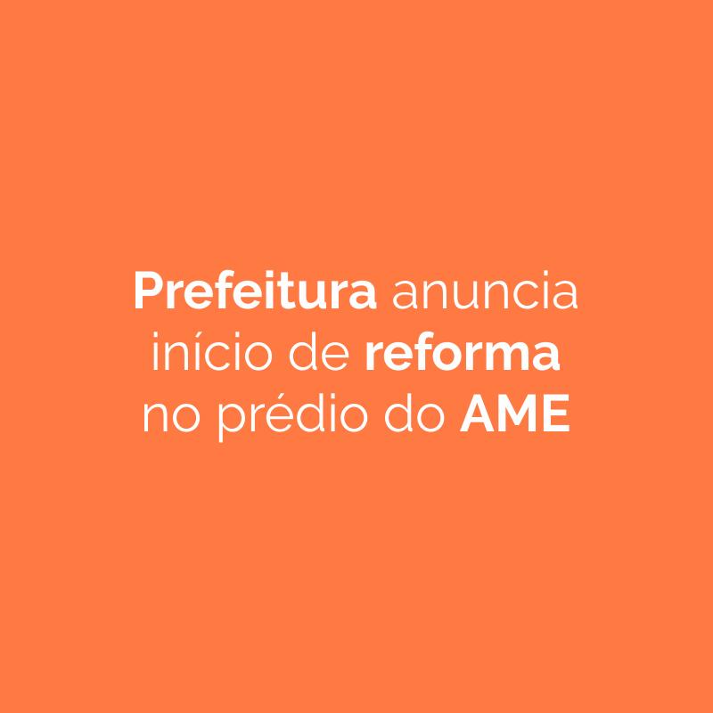 Prefeitura de Penápolis anuncia início das reformas no prédio que abrigará AME