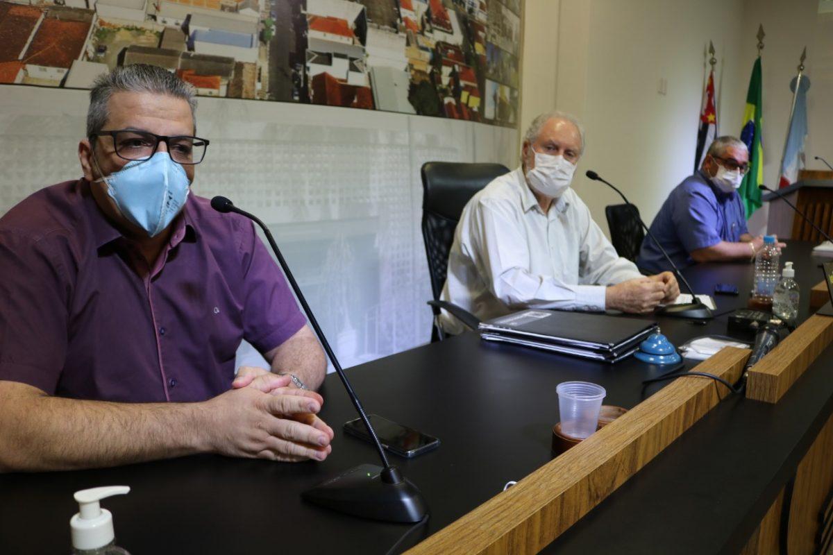 A Santa Casa tem espaço para receber os leitos do Centro de Referência? Sim, responde diretor clínico do hospital.